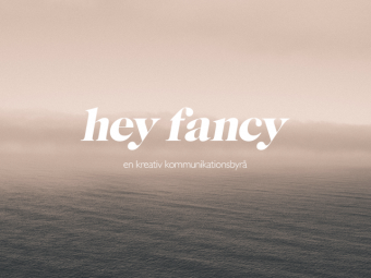 Hey Fancy