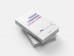 Lucas Lund - Book cover - Trädet i Pangaea