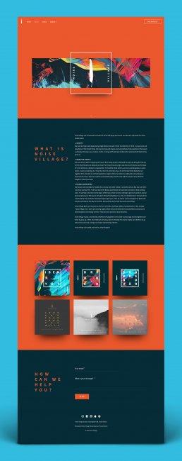 Noise Village - Web